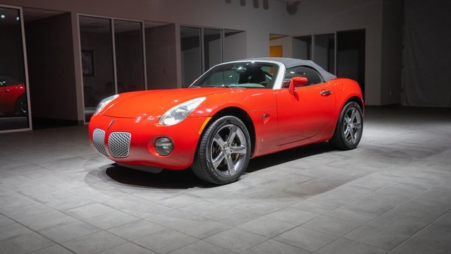 Pre-Owned 2007 Pontiac Solstice Base