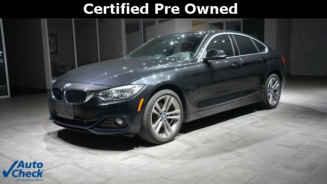 2016 BMW 428I >> Pre Owned 2016 Bmw 4 Series 428i Xdrive Gran Coupe