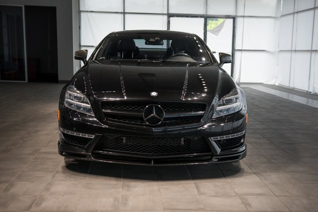 Pre-Owned 2014 Mercedes-Benz CLS CLS 63 AMG