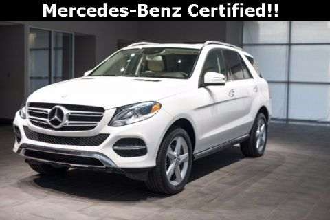 Pre-Owned 2016 Mercedes-Benz GLE GLE 350