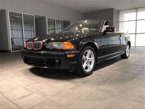 Pre-Owned 2003 BMW 3 Series 325Ci